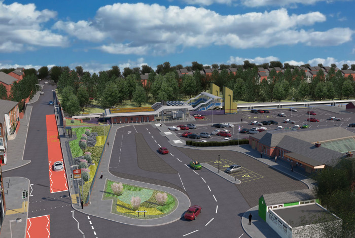 Next phase of Kidderminster station improvements to begin later this month