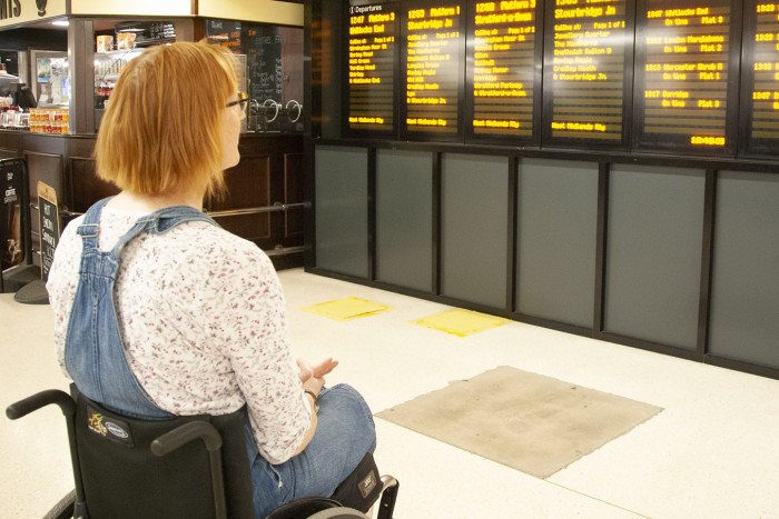 Local rail operators welcome new accessibility fund