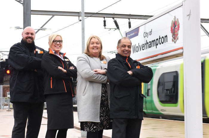 Wolverhampton joins West Midlands Railway family