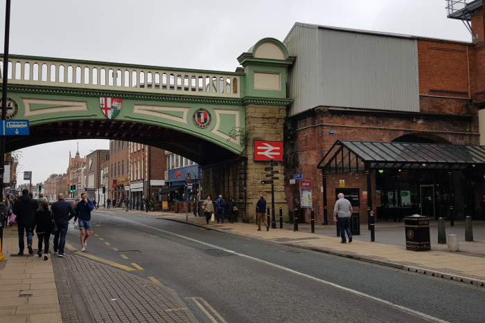 Passengers invited to share their views on the redevelopment of Worcester Foregate Street station