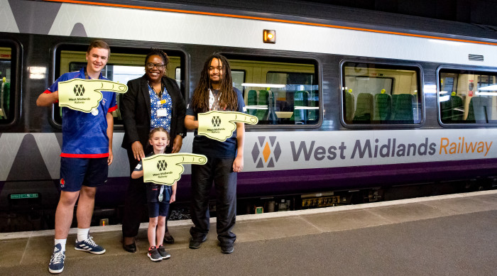 West Midlands Railway to provide free train travel to competitors at this year's British Transplant Games