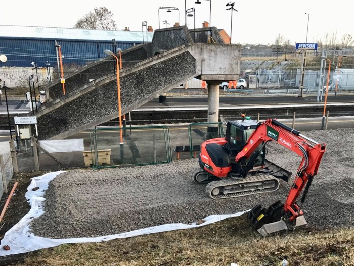 £3.9 million overhaul of Stechford station to provide step-free access for everyone