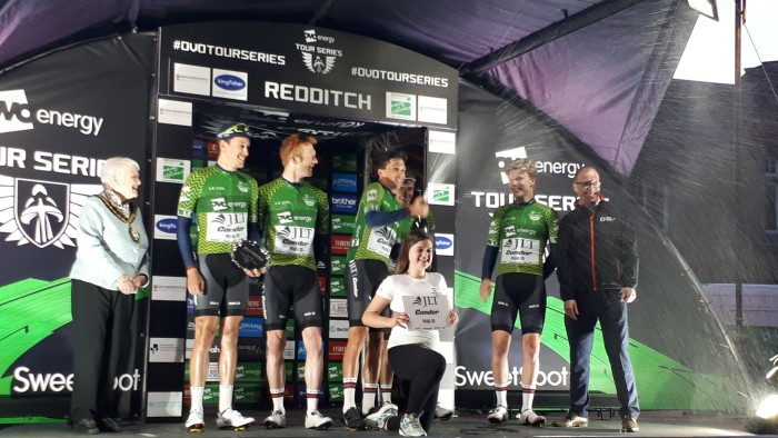 West Midlands Railway is official Travel Partner for Redditch Tour Series