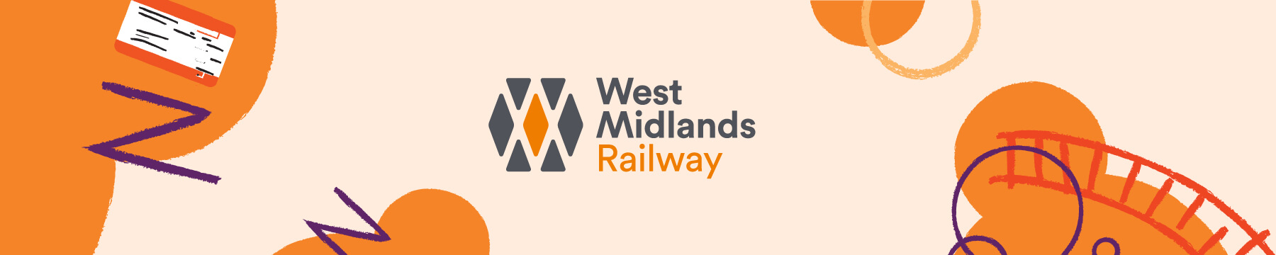 west midlands railway inner banner logo