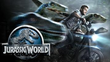 Jurassic World poster image