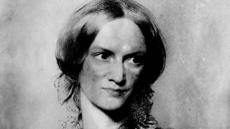 APRIL 21st: On this day in 1816, Charlotte Bronte (1816-55), the eldest of the Bronte sisters, was born